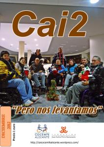 "Revista ""CAI2 pero nos levantamos"" nº 2, diciembre 2012"