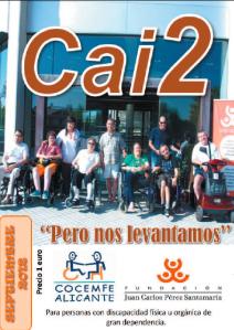 """Revista """"CAI2 pero nos levantamos"""" nº 1, septiembre 2012"""